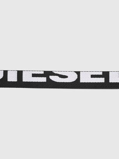 Diesel - B-MASER, Noir/Blanc - Ceintures - Image 4