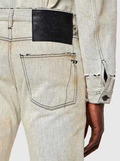 Diesel - D-Kras 09A53, Blanc - Jeans - Image 3