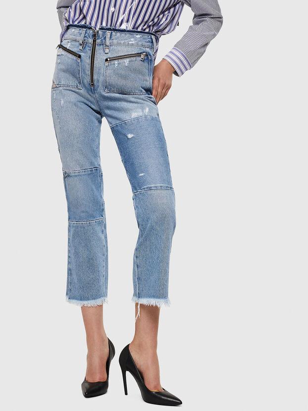 D-Earlie 069GV, Bleu Clair - Jeans