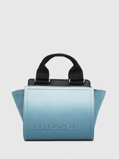 Diesel - BADIA, Light Blue - Satchels and Handbags - Image 1