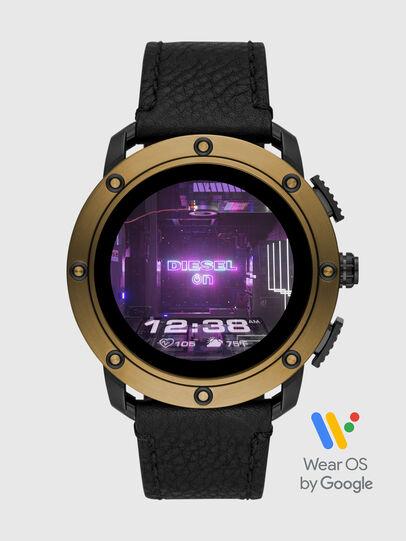 Diesel - DT2016, Black/Gold - Smartwatches - Image 1
