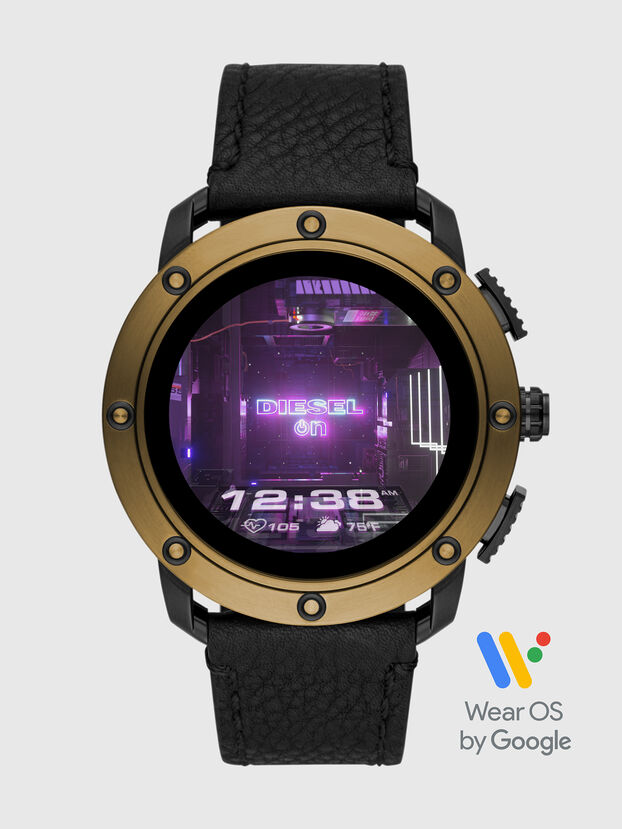 DT2016, Black/Gold - Smartwatches