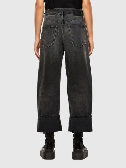 Diesel - D-Reggy 009IL, Noir/Gris foncé - Jeans - Image 2