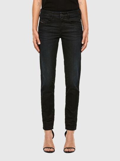 Diesel - D-Ollies JoggJeans 069NY, Bleu Foncé - Jeans - Image 1