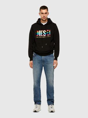 S-GIR-HOOD-P,  - Sweatshirts