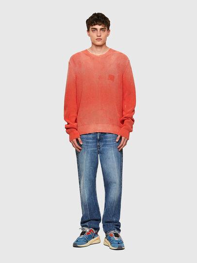 Diesel - K-KENTUCKY, Orange - Sweaters - Image 5