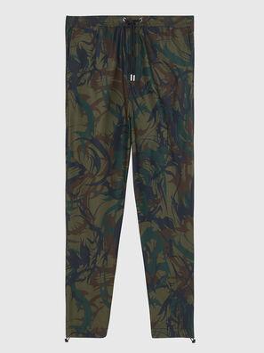 P-TRIBE, Vert Militaire - Pantalons