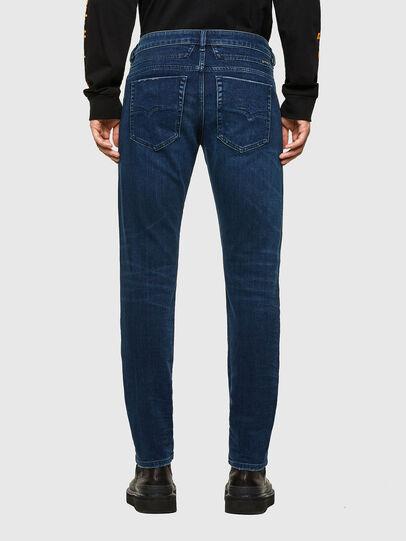 Diesel - D-Bazer 009JE, Bleu Foncé - Jeans - Image 2