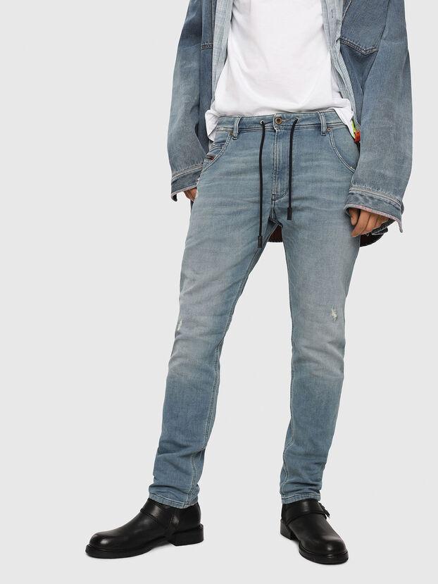 Krooley JoggJeans 086AY, Light Blue - Jeans