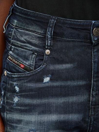 Diesel - FAYZA JoggJeans® 069PZ, Bleu Foncé - Jeans - Image 3
