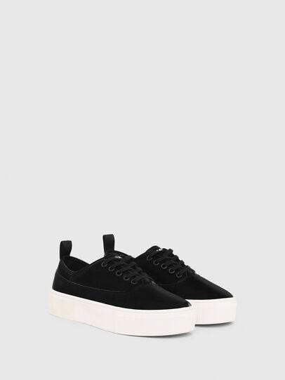 Diesel - S-VANEELA LOW, Black - Sneakers - Image 2