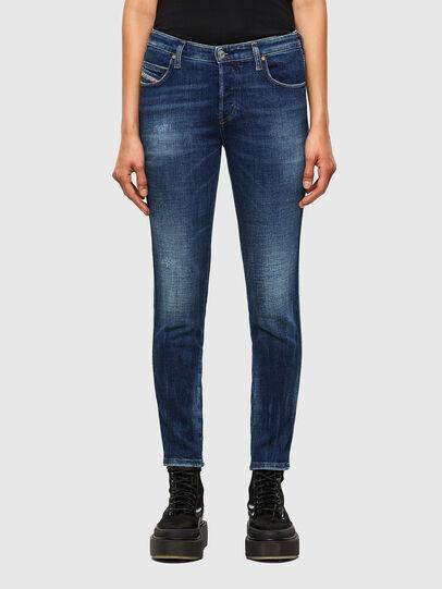 Diesel - Babhila 009LQ, Bleu moyen - Jeans - Image 1