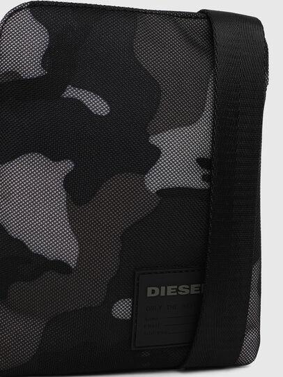 Diesel - F-DISCOVER CROSS, Bleu/Gris - Sacs en bandoulière - Image 5