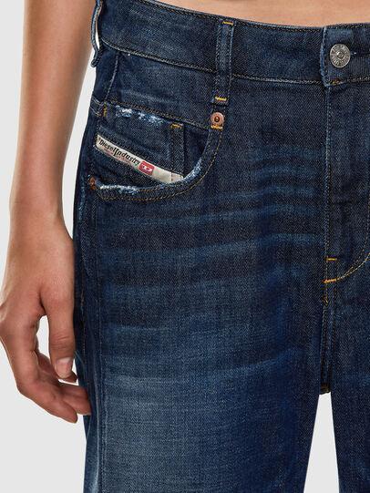 Diesel - Fayza 0F9ET, Bleu Foncé - Jeans - Image 3