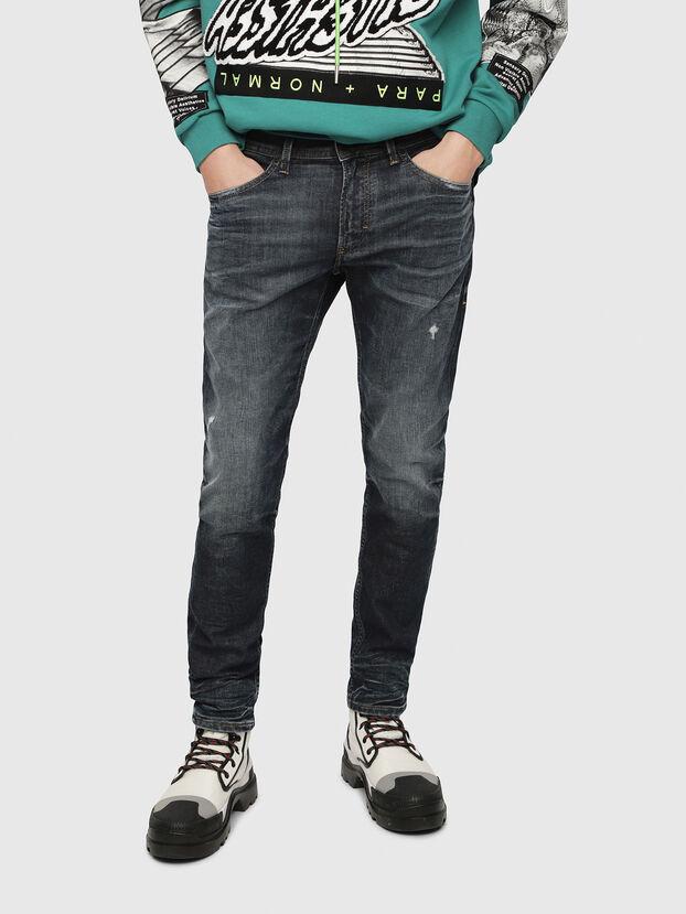 Thommer JoggJeans 087AI, Bleu Foncé - Jeans