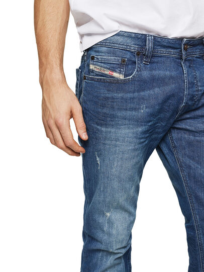 Diesel - Zatiny C84KY, Bleu moyen - Jeans - Image 3