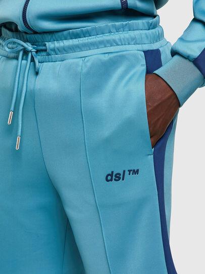 Diesel - P-KURLY, Bleu Clair - Shorts - Image 3