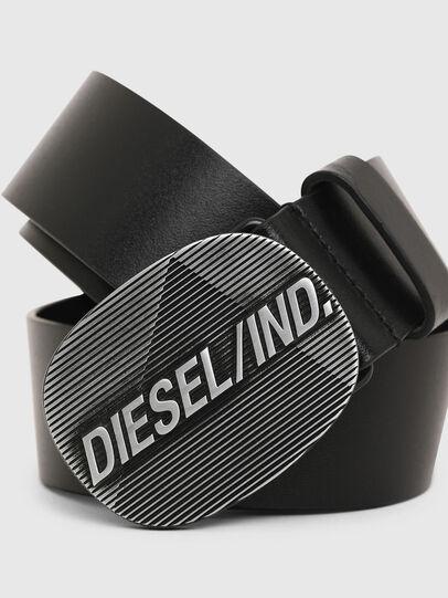 Diesel - B-DIELIND, Noir - Ceintures - Image 2
