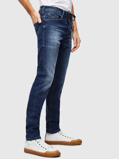 Diesel - Thommer JoggJeans 088AX, Bleu Foncé - Jeans - Image 3