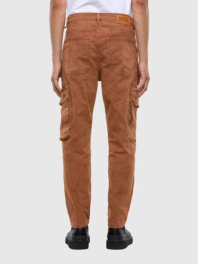 Diesel - D-Krett JoggJeans 069RJ, Marron Clair - Jeans - Image 2