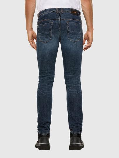 Diesel - Thommer 009DA, Bleu Foncé - Jeans - Image 2