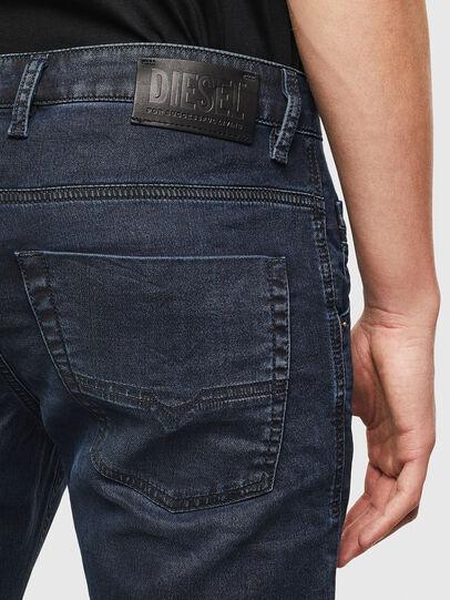 Diesel - Krooley JoggJeans 069MG, Bleu Foncé - Jeans - Image 4