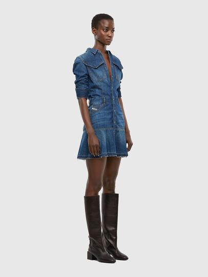 Diesel - DE-JOANA, Bleu moyen - Robes - Image 6