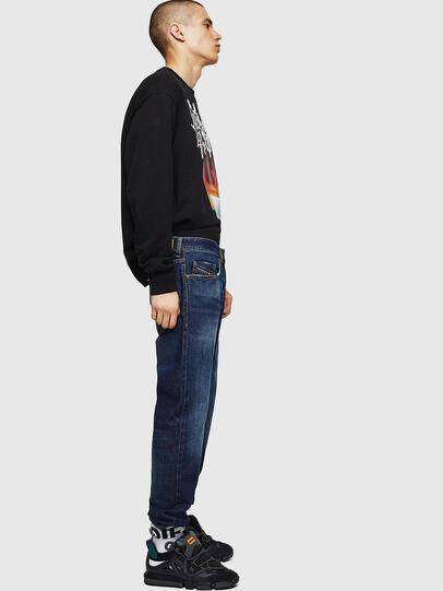 Diesel - Buster 084AC, Bleu Foncé - Jeans - Image 6