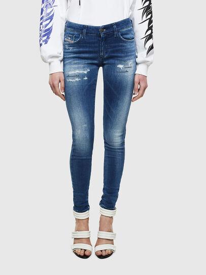 Diesel - Slandy 009IG, Bleu moyen - Jeans - Image 1