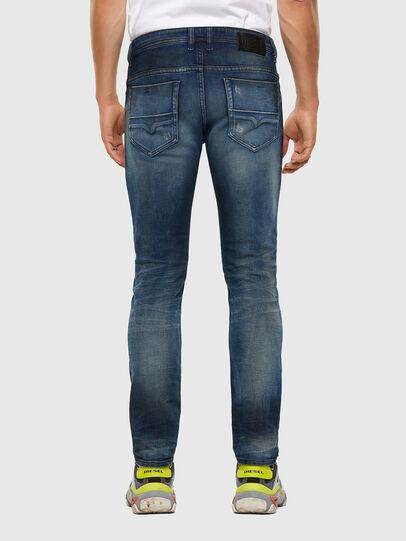 Diesel - Thommer 009FL, Bleu moyen - Jeans - Image 2