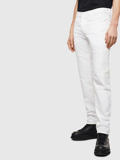 Diesel - TYPE-2016, Blanc - Jeans - Image 7