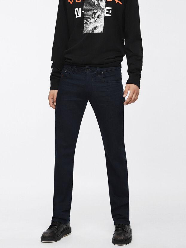 Larkee 085AQ, Dark Blue - Jeans