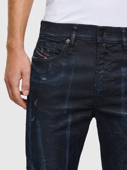 Diesel - D-REEFT JoggJeans® 069RB, Bleu Foncé - Jeans - Image 3