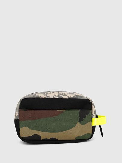Diesel - POUCHH, Vert Camouflage - Bijoux et Gadgets - Image 2