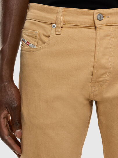 Diesel - D-Luster 009HA, Light Brown - Jeans - Image 3