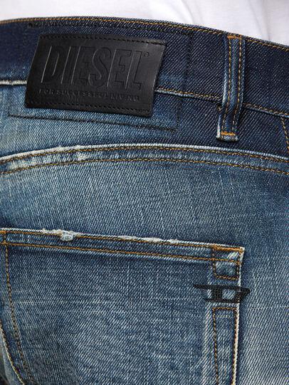Diesel - D-Strukt 0092I, Bleu Foncé - Jeans - Image 4