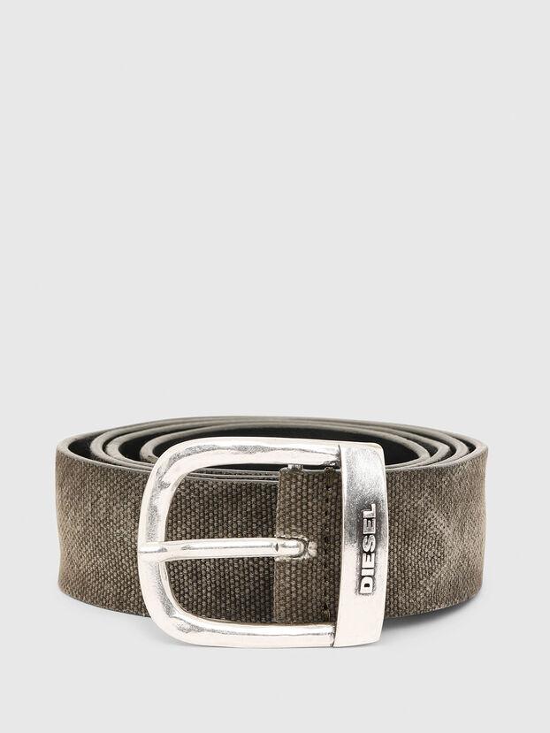B-ROUNCLE, Grey - Belts