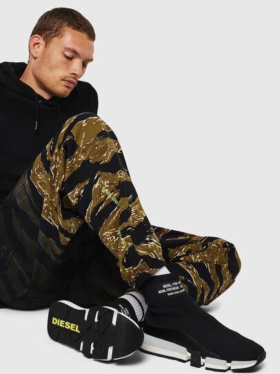 Diesel - H-PADOLA HIGH SOCK, Noir - Sneaker - Image 6