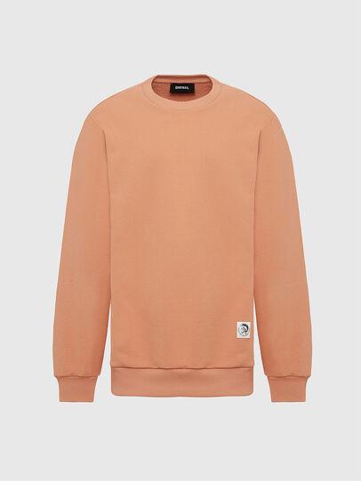 Diesel - S-GIRK-MOHI, Pink - Sweatshirts - Image 1
