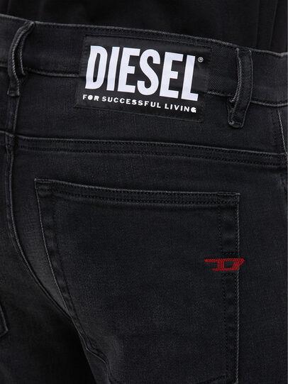 Diesel - D-Amny 009KS, Noir/Gris foncé - Jeans - Image 5