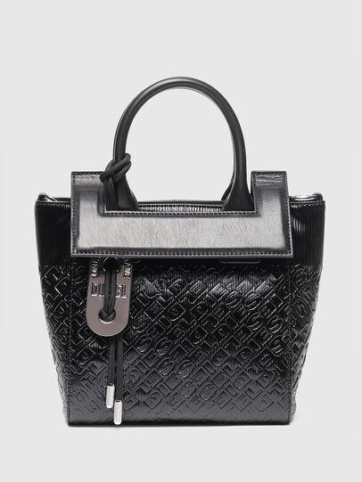 Diesel - KERRIE, Black - Satchels and Handbags - Image 1