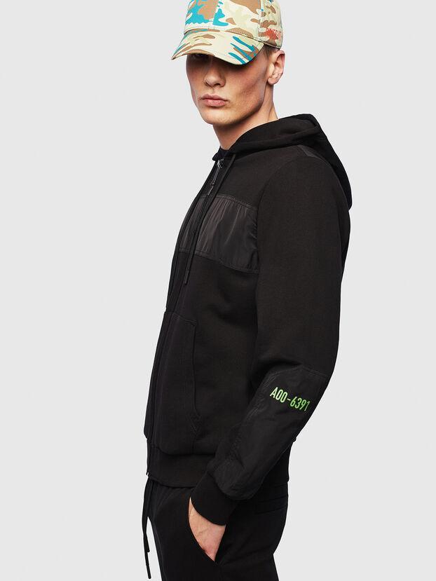 S-DIEX, Black - Sweatshirts