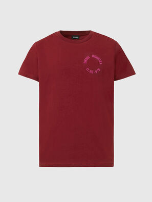 T-DIEGOS-N26, Red - T-Shirts