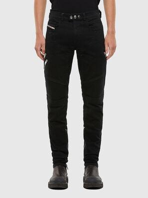 D-Dean 069QV, Noir/Gris foncé - Jeans