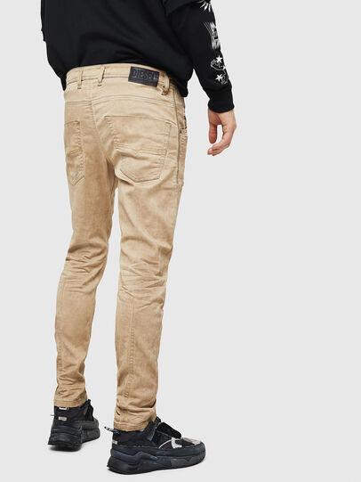 Diesel - Krooley JoggJeans 069GT, Beige - Jeans - Image 2