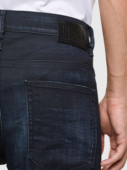 Diesel - D-REEFT JoggJeans® 069RB, Bleu Foncé - Jeans - Image 5