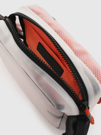 Diesel - FAROH, White/Orange - Belt bags - Image 6