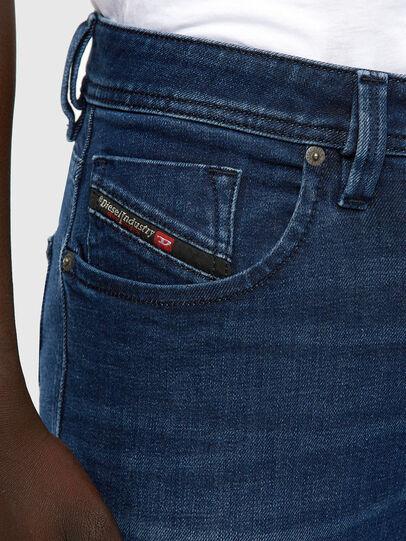 Diesel - Larkee 009ER, Bleu Foncé - Jeans - Image 3