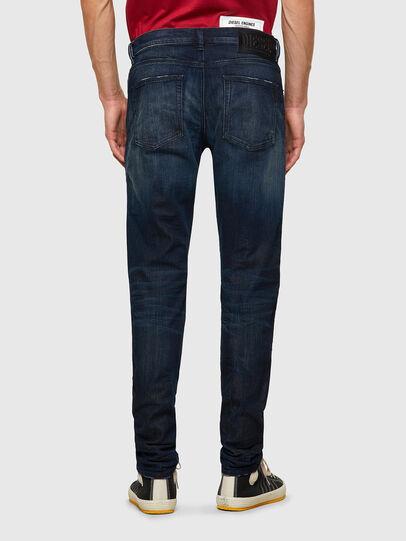 Diesel - D-Strukt JoggJeans® 09B50, Bleu Foncé - Jeans - Image 2