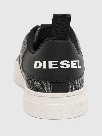 Diesel - S-CLEVER SO W, Black - Sneakers - Image 4